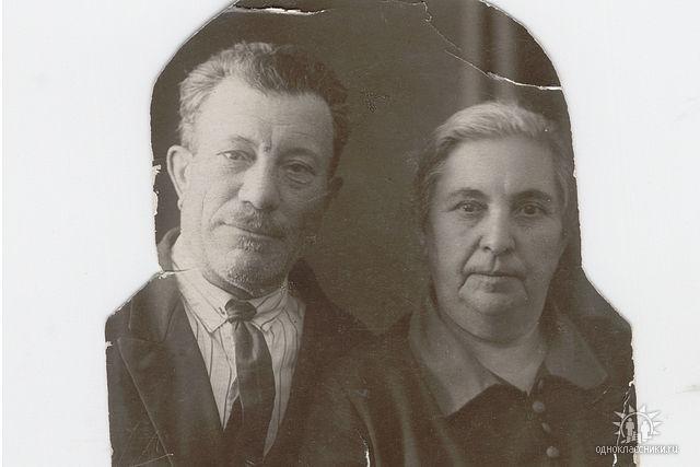 Роза и Лейб Луккеры